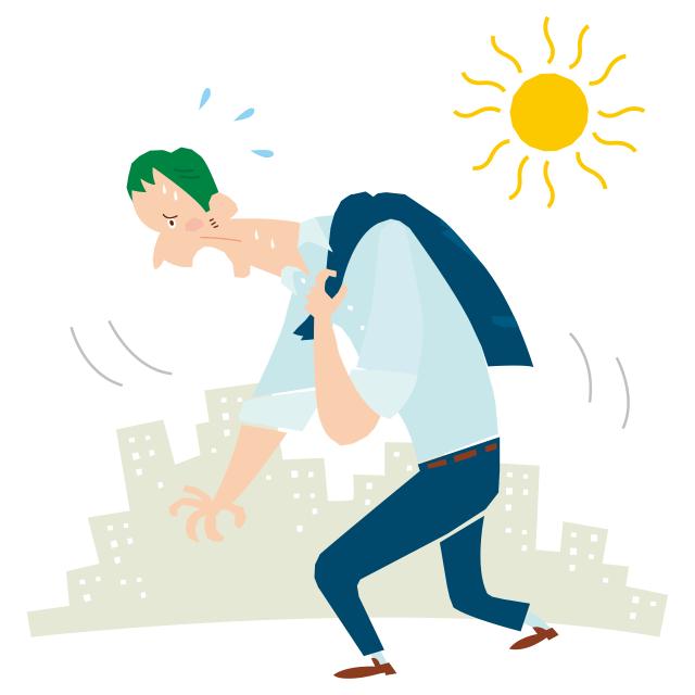 熱中 症 頭痛 治し 方