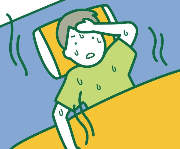 眠り が 浅い 原因