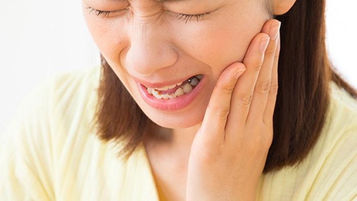 歯痛をやわらげるツボ | 不調改善ヘルスケア | サワイ健康推進課